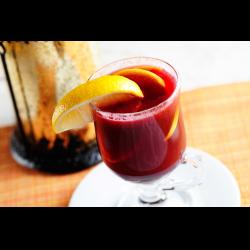 Рецепт: Пунш с вишневым вареньем
