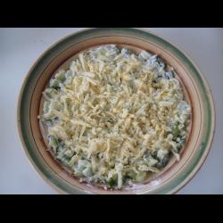 "Рецепт: Салат ""Курица под шубой"""