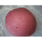 Фото Розовое свекольное тесто для пельменей