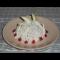 Фото Куриный салат с яблоком и сельдереем