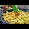 Фото Шпецле с грибами и сыром