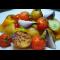 Фото Запеченые овощи