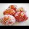 Фото Декупаж пасхальных яиц