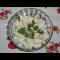 Фото Салат с огурцом, яйцами и сыром