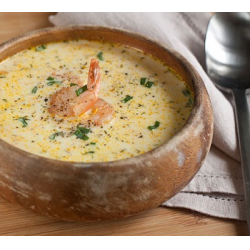 Рецепт: Сырный суп