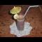 Фото Горячий шоколадно-банановый коктейль