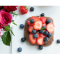 Фото Кофейно-шоколадное пирожное