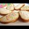 Фото Белый хлеб в глазури