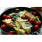 Фото Рыбное ассорти с овощами
