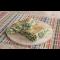Фото Пирог с зеленым луком