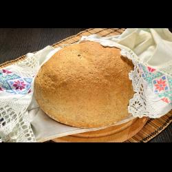 Рецепт: Хлеб с отрубями
