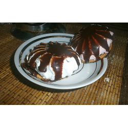 """Рецепт: Десерт """"Зефир в шоколаде"""""""