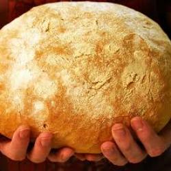 Рецепт: Постный хлеб