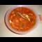 Фото Борщ холодный с килькой и фасолью