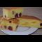 Фото Пирог на кукурузной муке с ягодами и фруктами