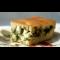 Фото Заливной пирог с луком и яйцом