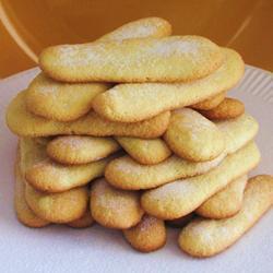 """Рецепт: Печенье """"Савоярди"""""""
