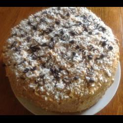 как приготовить торт из покупного бисквита