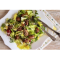 Фото Теплый салат с куриными сердечками