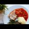 Фото Острый соус к мясу