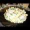 Фото Макароны в сливочно-чесночном соусе
