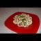 Фото Тушеные кальмары с грибами