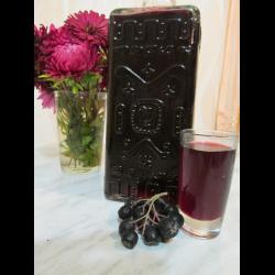 Рецепт: Вино из черноплодной рябины