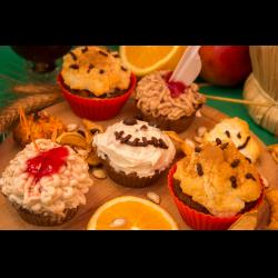 Рецепт: Страшные сладости на Хэллоуин
