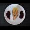 Фото Рыбные стейки на пару с лимоном и стеблями укропа