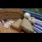 Фото Хлеб с яблочным пюре и цельнозерновой мукой