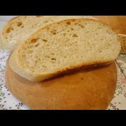 Рецепт: Серый хлеб традиционный