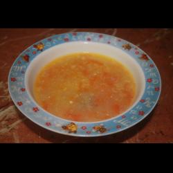 Рецепт: Суп с овсяной крупой