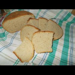 Рецепт: Хлеб на хмелевой закваске