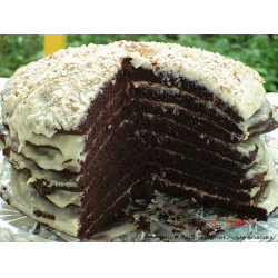 торт ноченька амстор рецепт