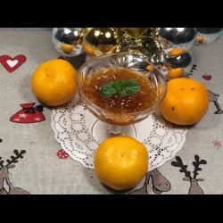 Рецепт: Мандариновый джем