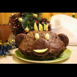 """Рецепт: Торт """"Обезьяна"""""""