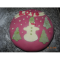 "Фото Торт с мастикой ""На новый год"""