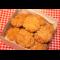 Фото Кокосово-овсяное печенье
