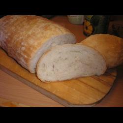 Рецепт: Хлеб пшеничный в духовке