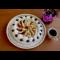 Фото Вафельный торт без выпечки