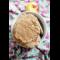 Фото Овсяное печенье с яблочным жмыхом без сахара