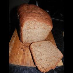 Рецепт: Хлеб на солоде и меде