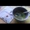 Фото Суп из говяжьих почек с плавленным сыром