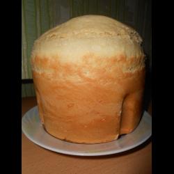 Рецепт: Воздушный белый хлеб
