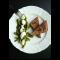 Фото Стручковая фасоль в сливочном соусе
