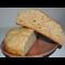Фото Хлеб дрожжевой на питьевом йогурте, с отрубями
