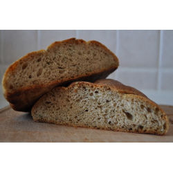 """Рецепт: Хлеб """"Татьянинский"""" на молочной сыворотке"""