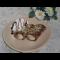 Фото Шоколадные блины с карамелизированным бананом