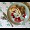 Фото Крепы с нутеллой и смесью из ягод