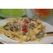 Фото Паста с мидиями в сливочном соусе